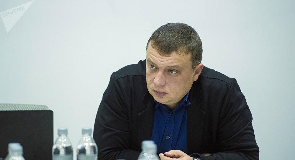 Российский политический эксперт, шеф-редактор аналитического ресурса Сонар 2050 Семен Уралов