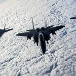 Учения ВВС США, Великобритании и Франции Point Blank