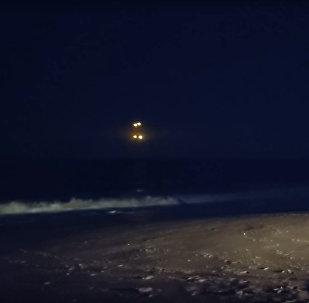 В небе над США заметили нечто похожее на НЛО