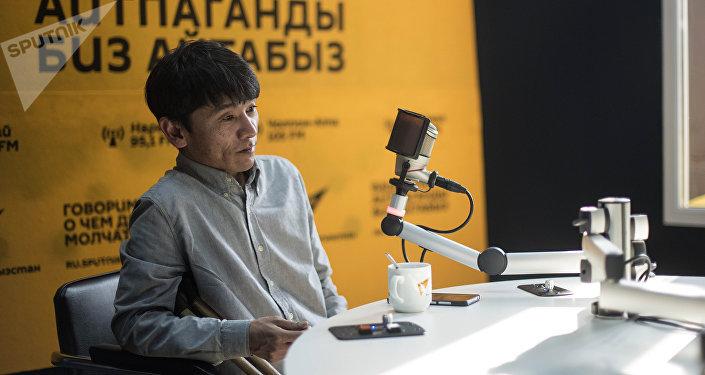 44 жаштагы Мирбек Мураталиев