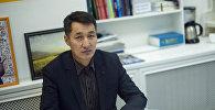 Кыргызстанец Талгат Кашкаралиев, потерявший слух