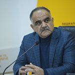 Председатель Союза кинематографистов Узбекистана Матьякуб Матчанов