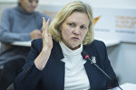 Председатель правления Института политики развития Надежда Добрецова