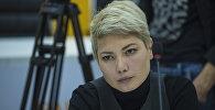 Директор общественного фонда Помогать легко Динара Аляева. Архивное фото
