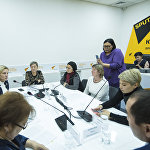 Круглый стол о качестве предоставления социальной помощи в КР