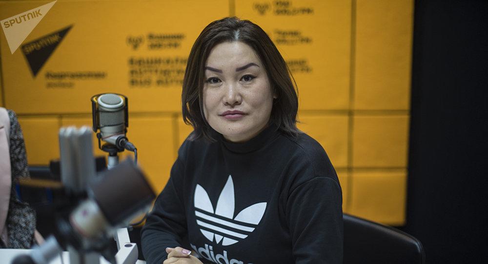 Делбирим тасмасынын продюсери Паризат Жакыпбекова