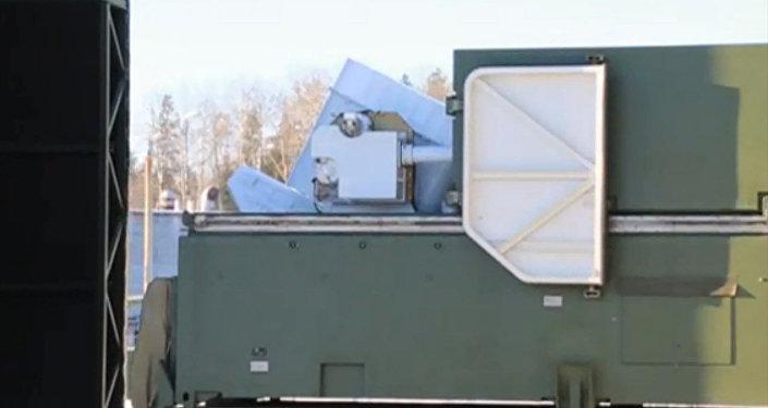 Видео развертывания боевого лазера в РФ — информация о нем засекречена