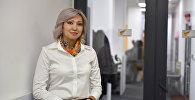 Заместитель директора одного из бишкекских филиалов финансового учреждения Индира Турусбекова