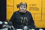 Представитель Центра защиты детей Фатима Аллоярова. Архивное фото