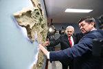 Премьер-министр Мухаммедкалый Абылгазиев встретился со Спикером Парламента Турции Бинали Йылдырымом