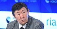 Руководитель Департамента исследований ВЦИОМ Степан Львов. Архивное фото