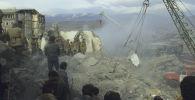 Последствия землетрясения в Спитаке, 7 декабря 1988