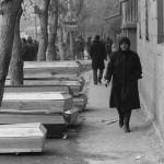 В аэропортах Еревана и Ленинакана приземлялись самолеты из разных стран с врачами, медикаментами, донорской кровью, строительной техникой, оборудованием и предметами первой необходимости