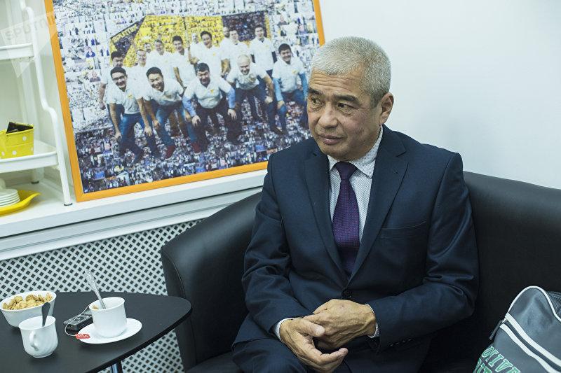 Кыргызский ученый, кандидат технических наук, инженер Жолочу Асанкулов