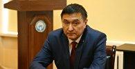 Задержанный со взяткой экс-заместитель министра транспорта и дорог Азимкан Жусубалиев. Архивное фото