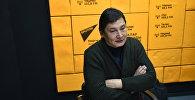 Медиа серепчи Өмүрбек Сатаев