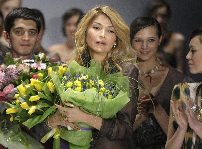 Старшая дочь первого президента Узбекистана Ислама Каримова Гульнара Каримова