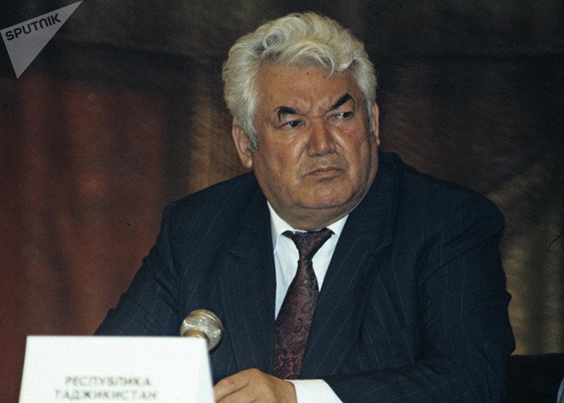 Президент Республики Таджикистан Рахмон Набиевич Набиев