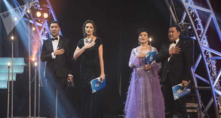 7 декабря в Национальной филармонии имени Токтогула Сатылганова прошло торжественное мероприятие, посвященное круглой дате