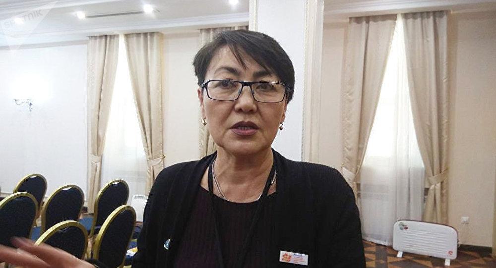 Координатор национальной программы по народонаселению и развитию и гендеру Фонда ООН в области народонаселения (ЮНФПА) в Казахстане Газиза Молдагулова. Архивное фото
