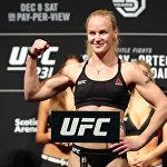 Боец UFC Валентина Шевченко