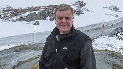 Доктор биологических наук, профессор Андрей Селиховкин