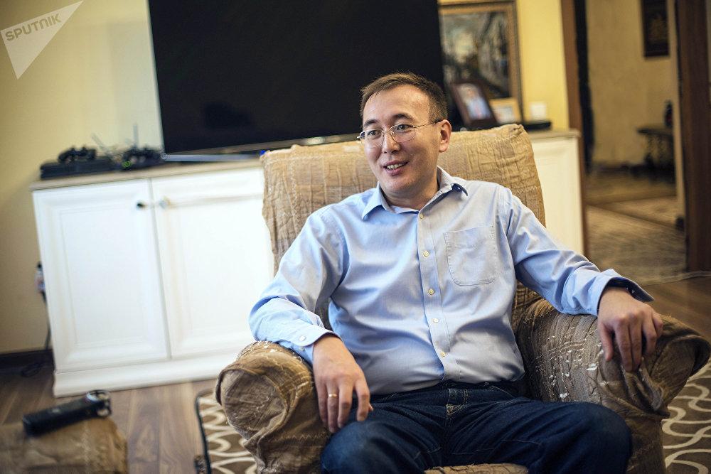 Толкунбек Абдыгулов — председатель Национального банка КР