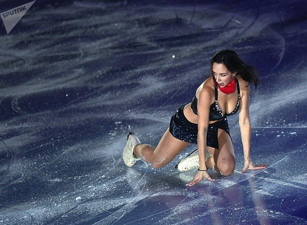 Елизавета Туктамышева көркөмдөп муз тебүү боюнча Гран-принин финалында
