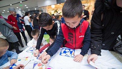 Бишкекте алгачкы ирет Туура тамактануу фестивалы болуп өттү