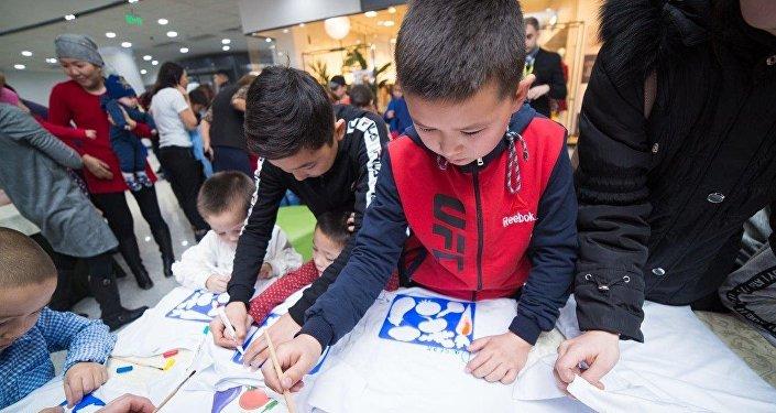 В Бишкеке впервые прошел Фестиваль здорового питания