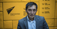 Глава Ассоциации информатиков КР Улан Мамбетакунов. Архивное фото