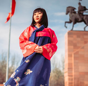 Как корейцы попали  в Кыргызстан