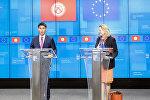 16-е заседание Совета по сотрудничеству КР-ЕС