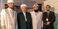 Муфтий Максатбек ажы Токтомушев Парижде өтүп жаткан Ислам жана глобалдашуу маселелери аталышындагы XIV эл аралык форумга катышып жатат