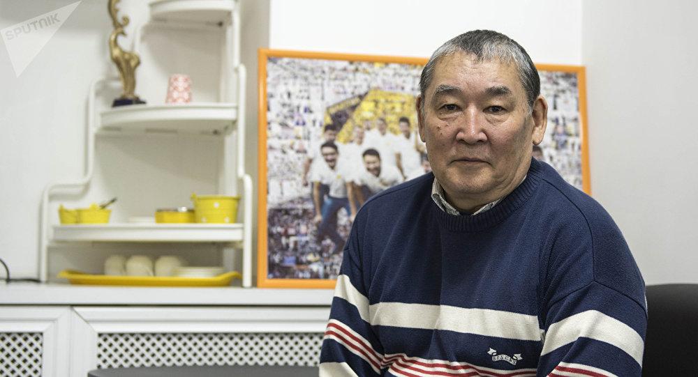 Кинорежиссер, Кыргызкино улуттук концернинин экс-президенти Замир Эралиев