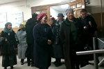 Что было на суде после оглашения приговору убийце Бурулай — видео
