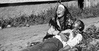 Снимок из фильма Акбаранын көз жашы режиссера Дооронбека Садырбаева