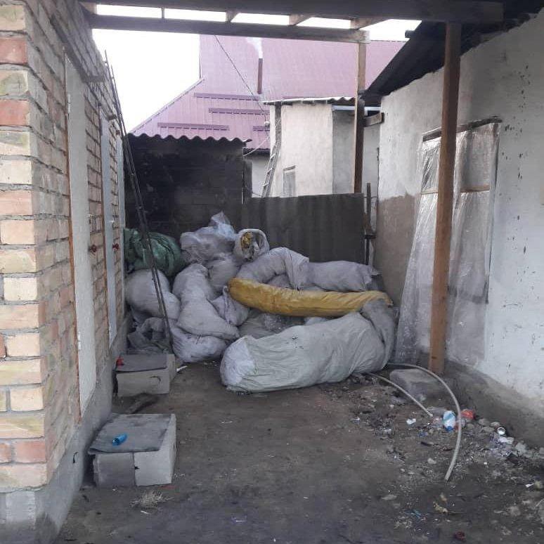 Рейд хозяйствующих субъектов в жилом массиве Дордой, которые наносят вред экологии