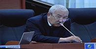 Масалиев: балким Каржы министрлигине ажыдаар киши керектир. Видео