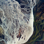 Ледники в южной Исландии