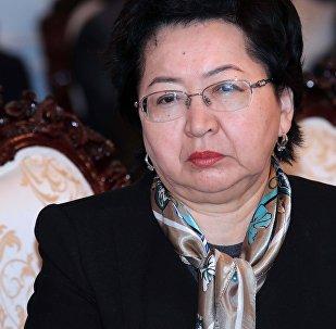 Жээнбаева Бактыгуль Жаныбековна