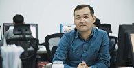 Sputnik Кыргызстан агенттигинин журналисти Расул Үсөналиев