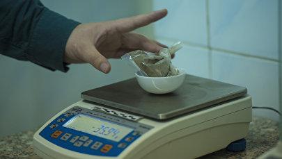 Ички иштер министрлигинин криминалисттик коштоо жана ыкчам анализ талдоо башкармалыгынын лабораториясы