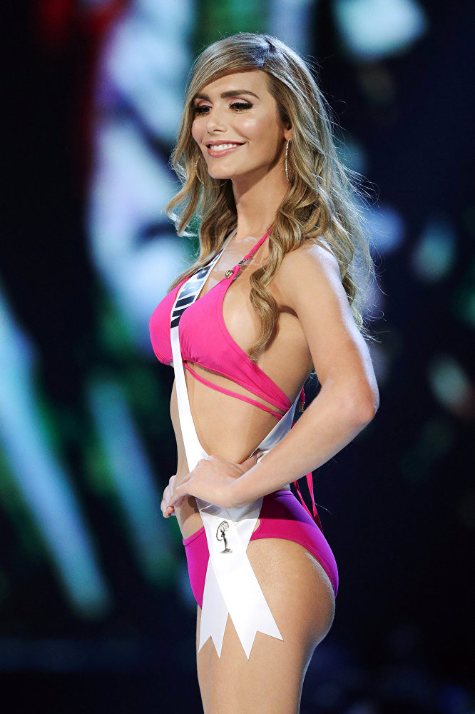 В этом году впервые в истории конкурса в нем принимает участие девушка-трансгендер — она представляет Испанию