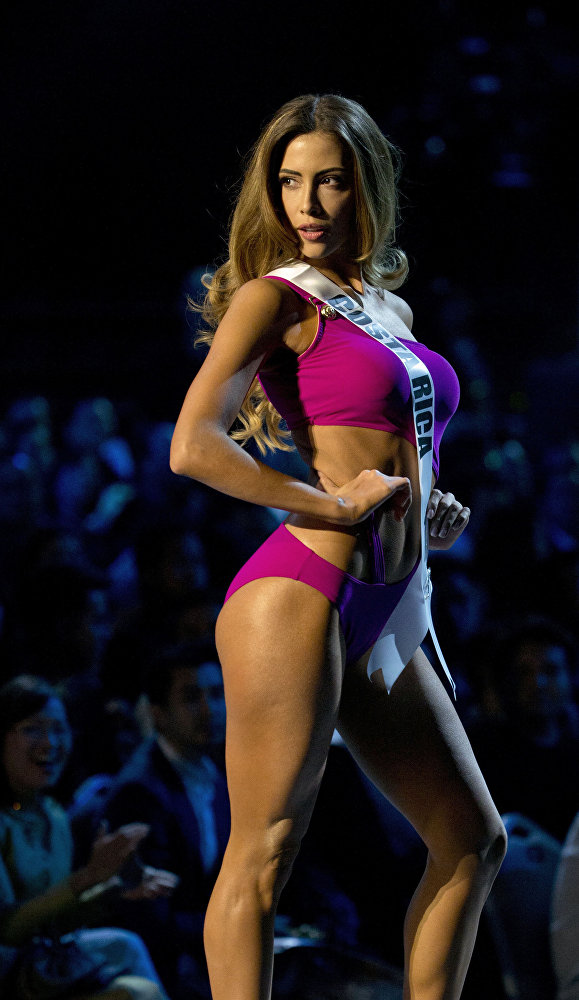 Конкурс Мисс Вселенная — 2018 в Бангкоке