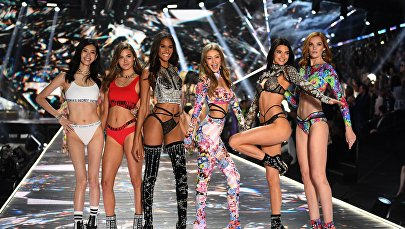 Victoria's Secret Fashion Show в Нью-Йорке. Архивное фото