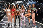 Victoria's Secret Fashion Show в Нью-Йорке. Архивное фото