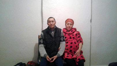 Ысык-Көлдүн Григорьевка айылынын тургуну Айсулуу Сейдеева жолдошу өпкөнүн рак оорусуна кабылган