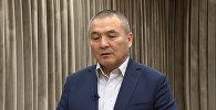 Жамшитбек Калилов: министр болуп иштөөгө менин моралдык укугум жок. Видео