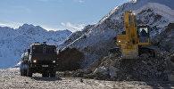 Разработка месторождения Джеруй в Таласской области. Архивное фото